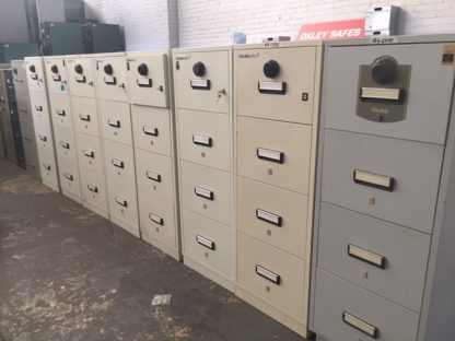 Filing Cabinets and Survivafiles