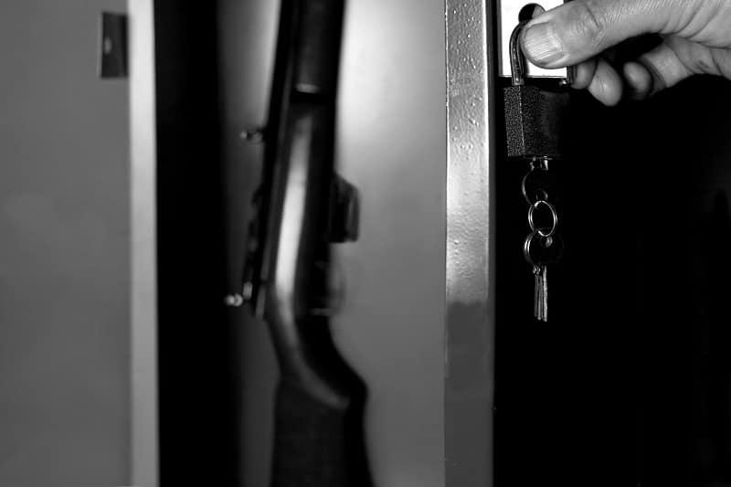 gun safes perth